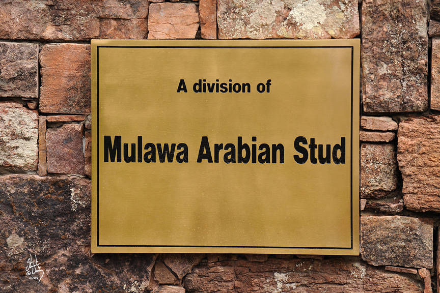MULAWA SIGN