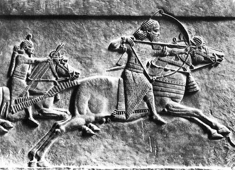 800px-Assyrian_Horse_Archer