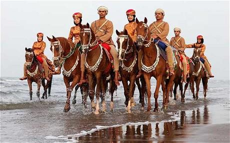 Oman_Hourses